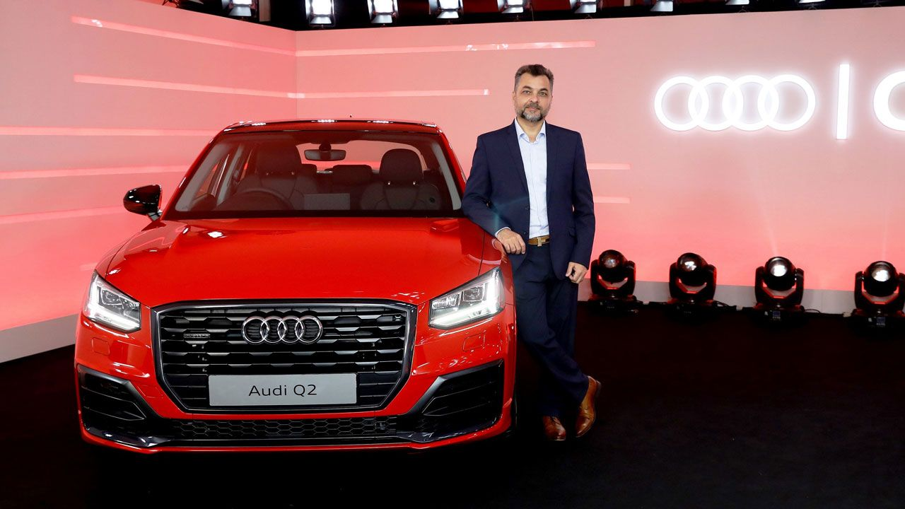 Audi Q2 India Launch Price