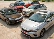 honda city vs hyundai creta vs kia sonet