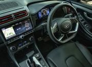 hyundai creta automatic interior
