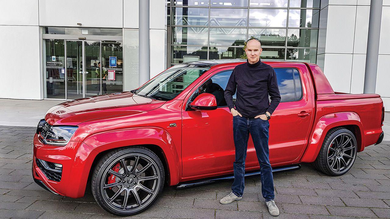 Jens Volkswagen Amarok Tdi