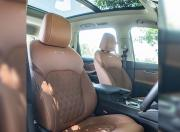 mg gloster seats