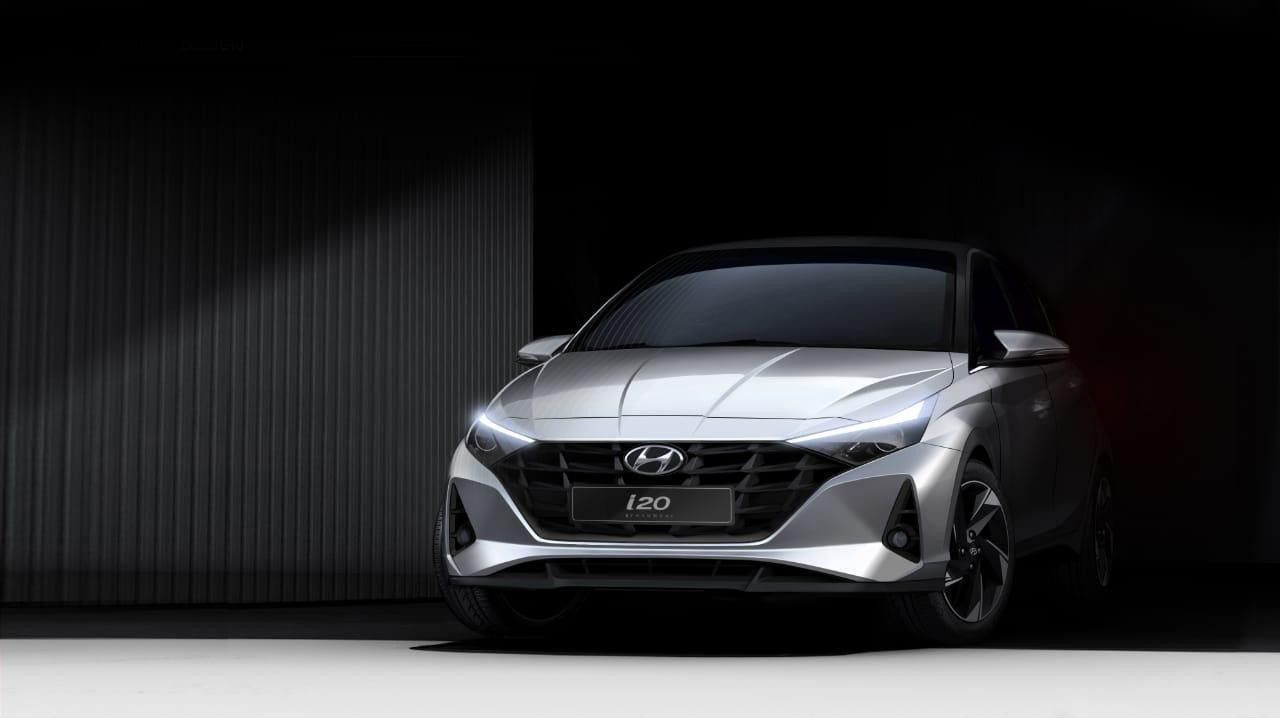 New 2020 Hyundai I20 Sketch Revealed