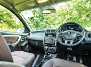 renault duster turbo petrol interior