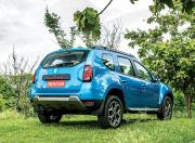 renault duster turbo petrol rear