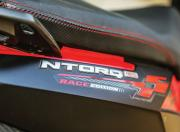tvs ntorq race edition stickering