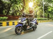 yamaha ray zr 125 street rally review