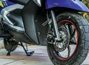 yamaha ray zr 125 street rally slloy wheel