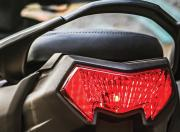 yamaha ray zr 125 street rally tail lamp