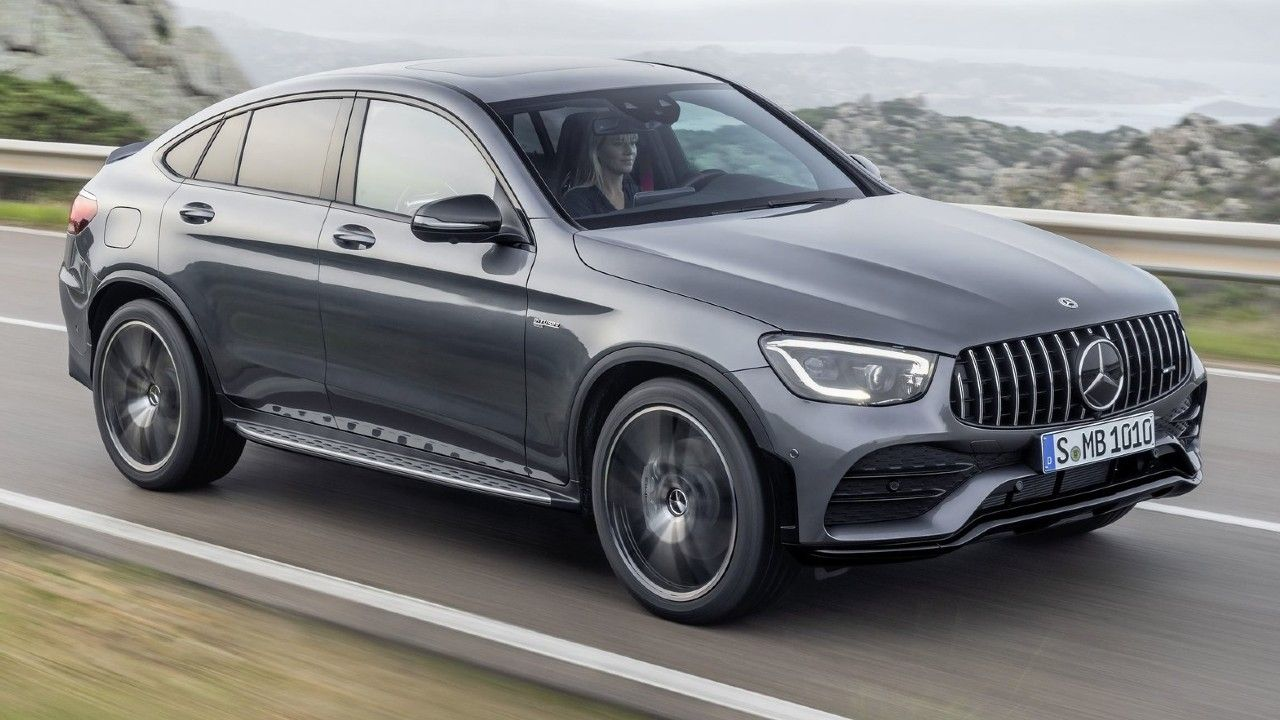 2020 Mercedes Amg Glc 43 Coupe Local Assembly