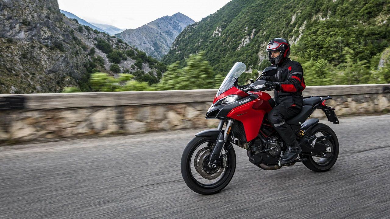 Ducati Multistrada 950S BS6