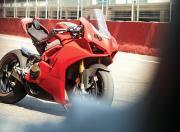 Ducati Panigale V4S race spec
