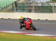 Ducati Panigale V4S track test