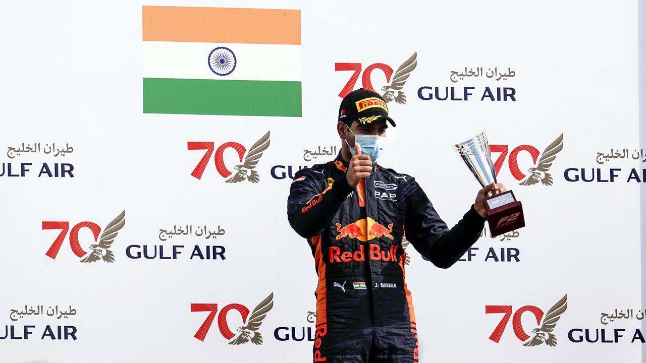 Formula 2 Jehan Daruvala Secures Maiden Podium Finish In Bahrain