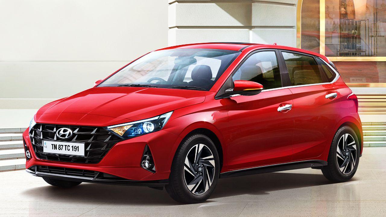 Hyundai I20 Premium Hatchback InnerKv Pc