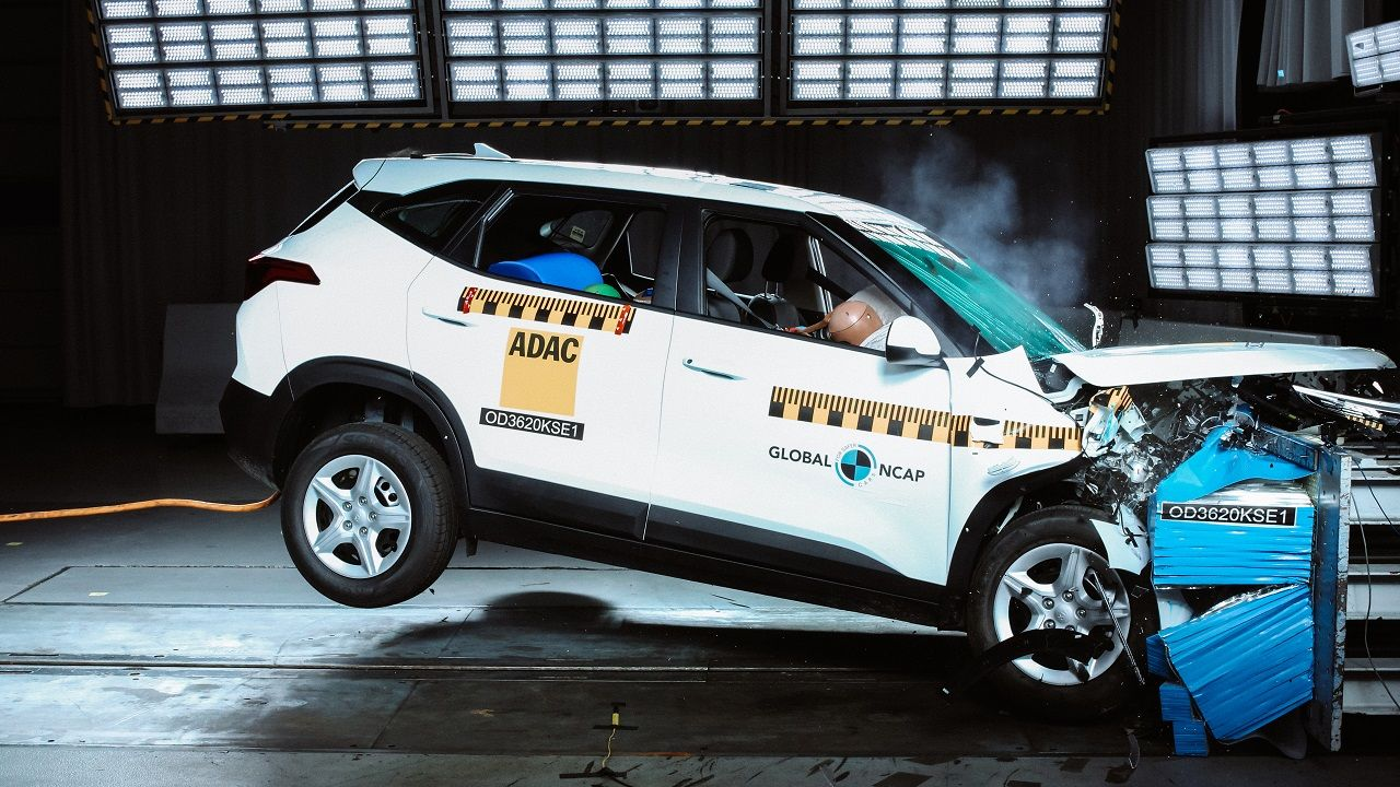 Kia Seltos Ncap Crash Test