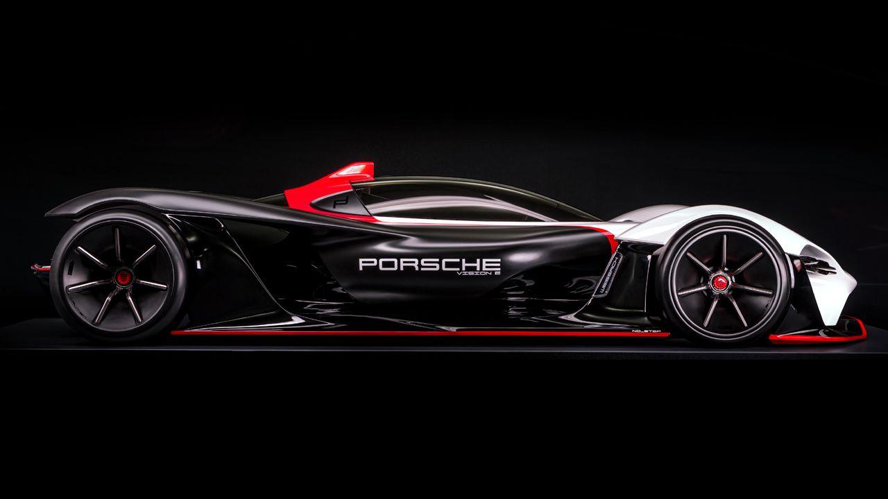 Lead Porsche Vision E