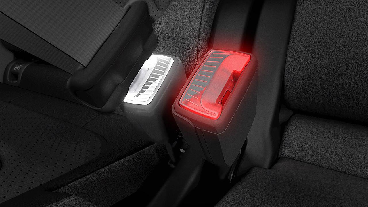 SKODA Smart Seat Belt Buckle