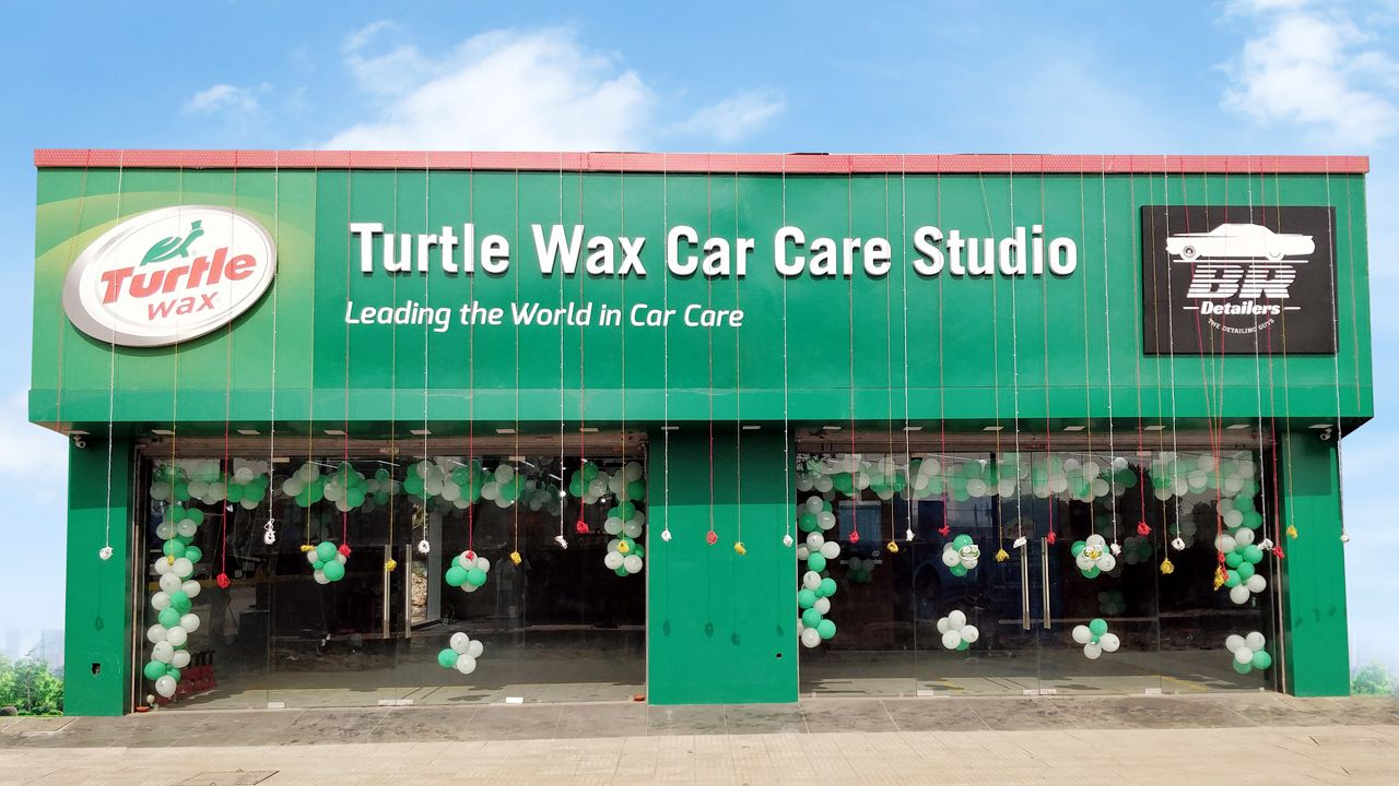 Turtle Wax Car Care Studio