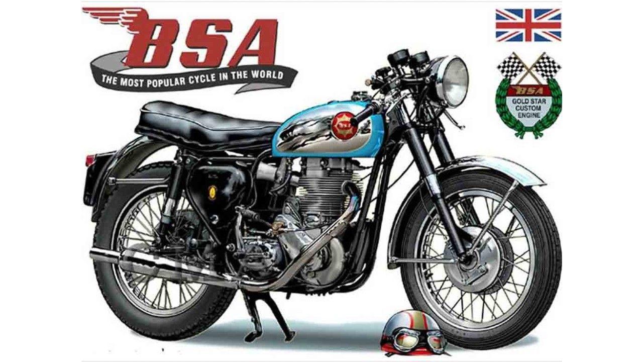 Bsa Motorcycles Relaunch