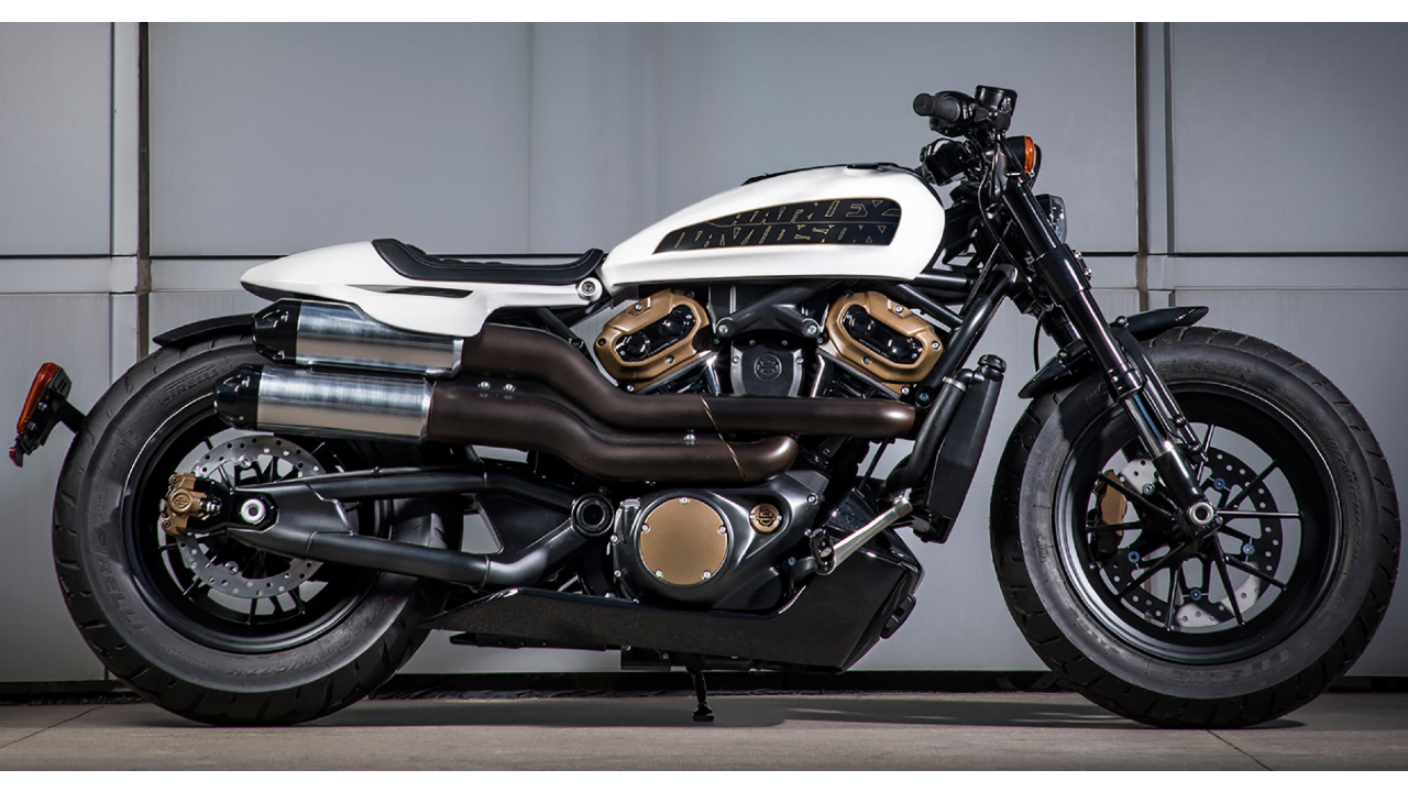 Harley Davidson Custom 1250 Confirmed 2021