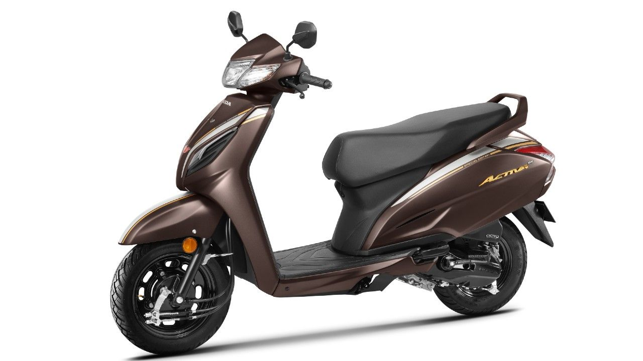 Honda Activa 20th Anniversary Edition Launched