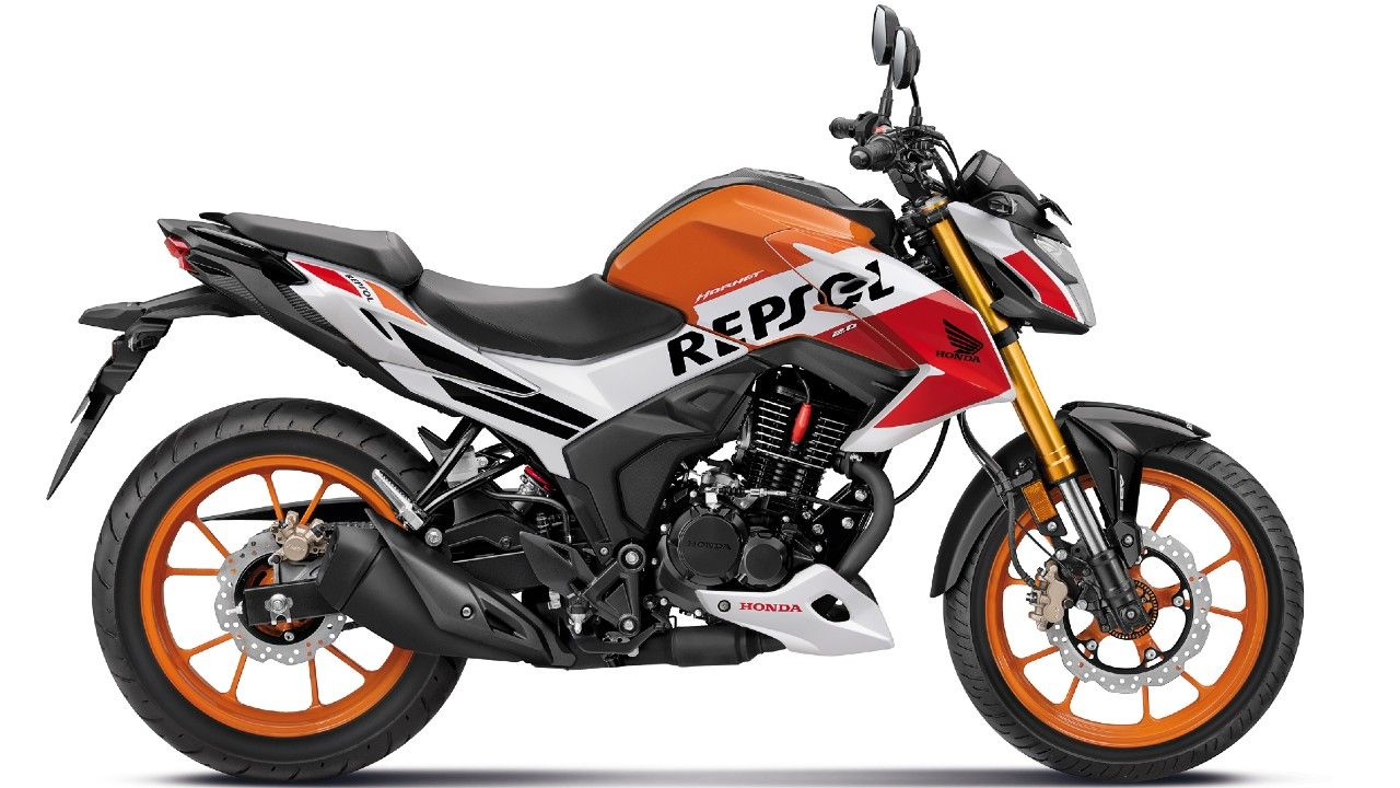 Honda Hornet 2 Repsol Livery Launched