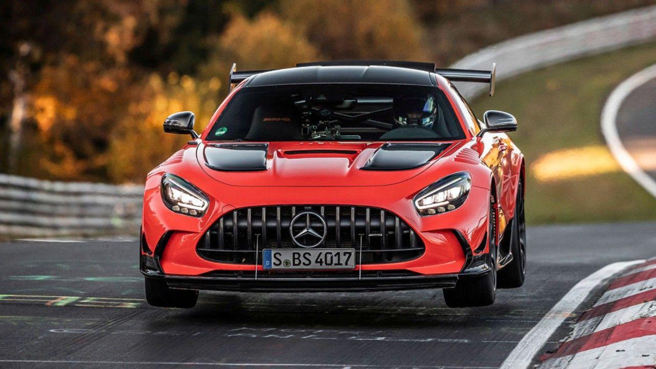 Mercedes Amg Gt Black Series Nurburgring Lap Record