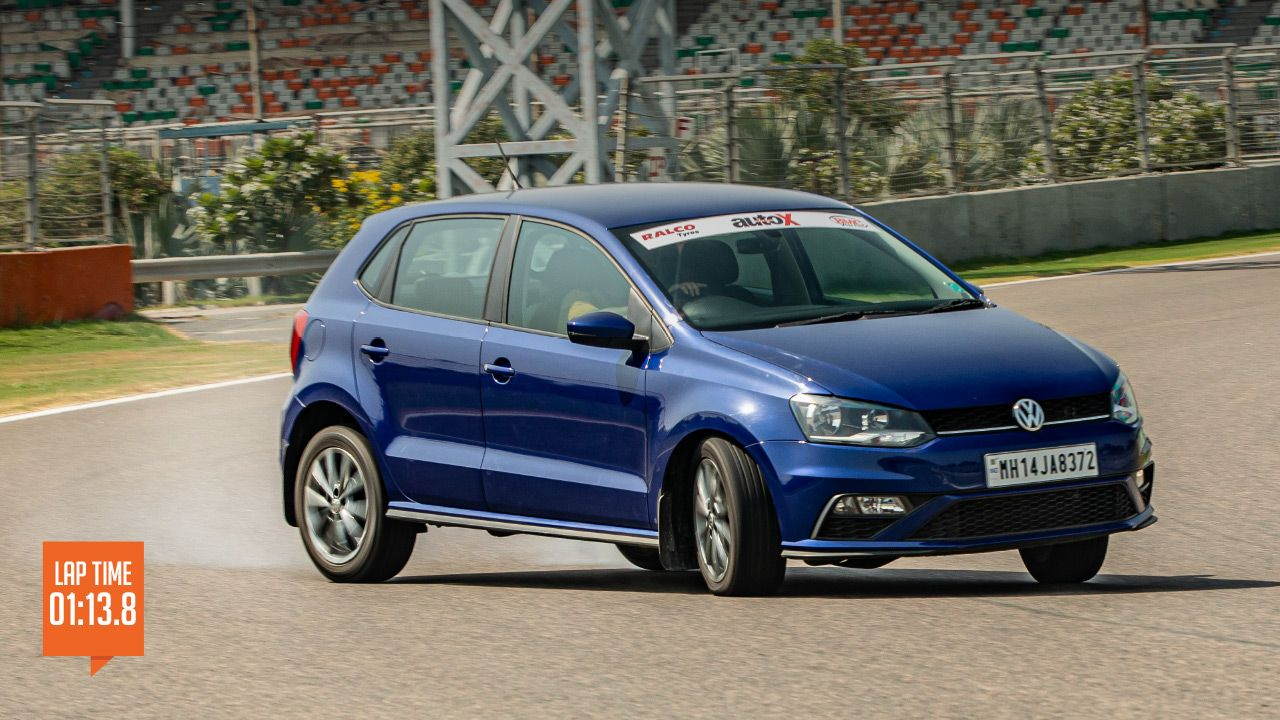 Volkswagen Polo Track Test