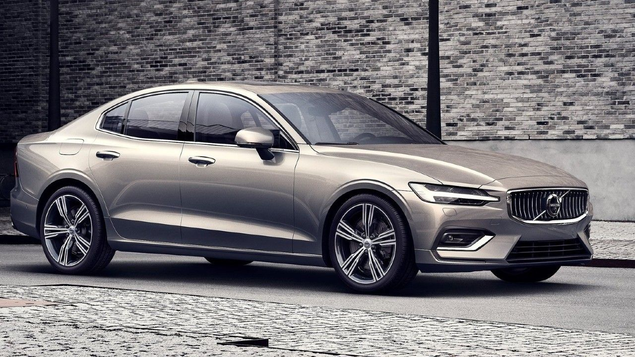 Volvo S60 India Launch Date Front Three Quarter Static M