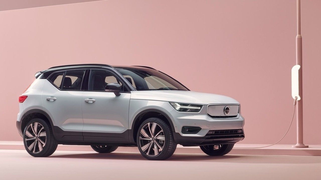 Volvo Xc40 Recharge Fully Electric