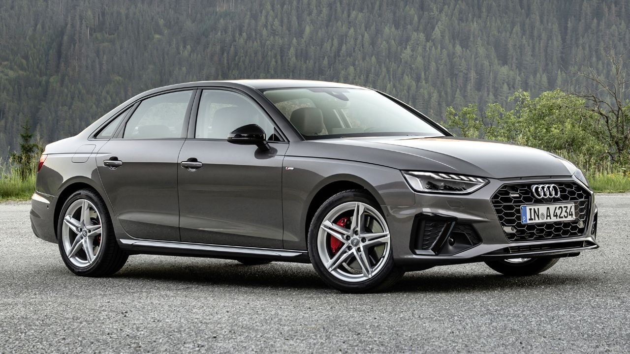 2021 Audi A4 Facelift Launcing On 5th January