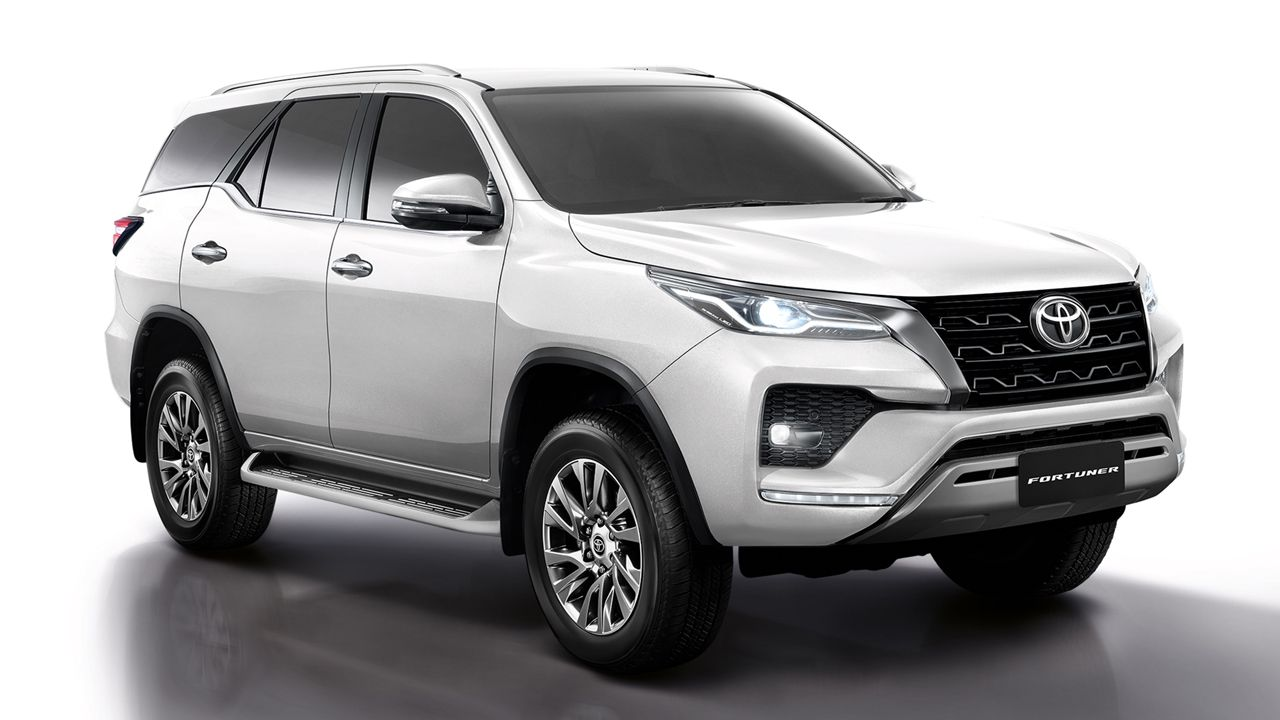 2021 Toyota Fortuner Facelift Launch On 6th January