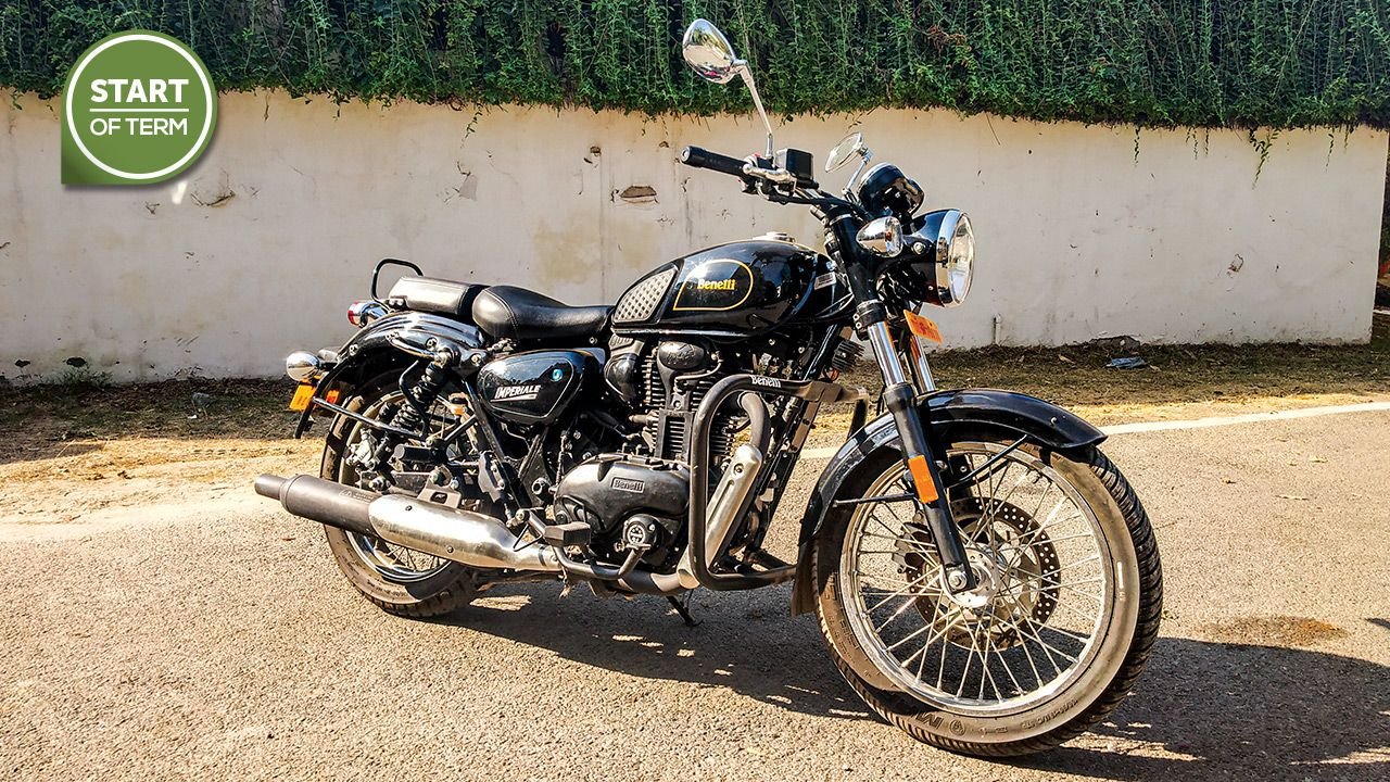 Benelli Imperiale 400 Long Term Report December 20201
