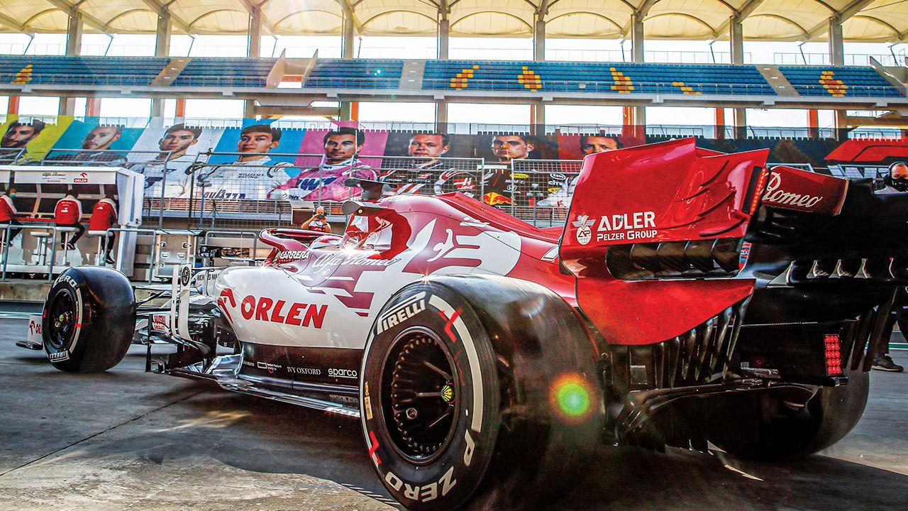 Formula 1 Alfa Romeo Racing