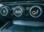 Nissan Magnite AC controls