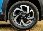 Nissan Magnite alloy wheels