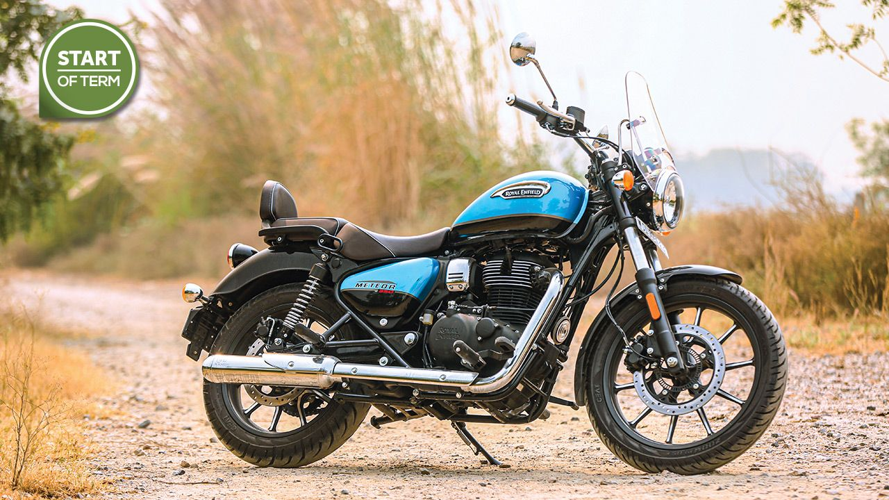 Royal Enfield Meteor 350 Long Term Report December 20201