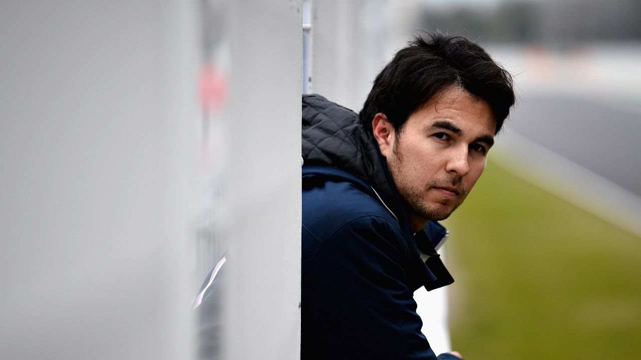 Sergio Perez Joins Red Bull Racing
