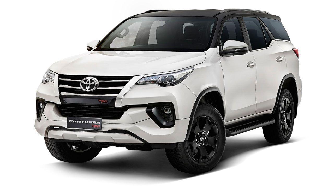 Toyota Fortuner TRD 2020