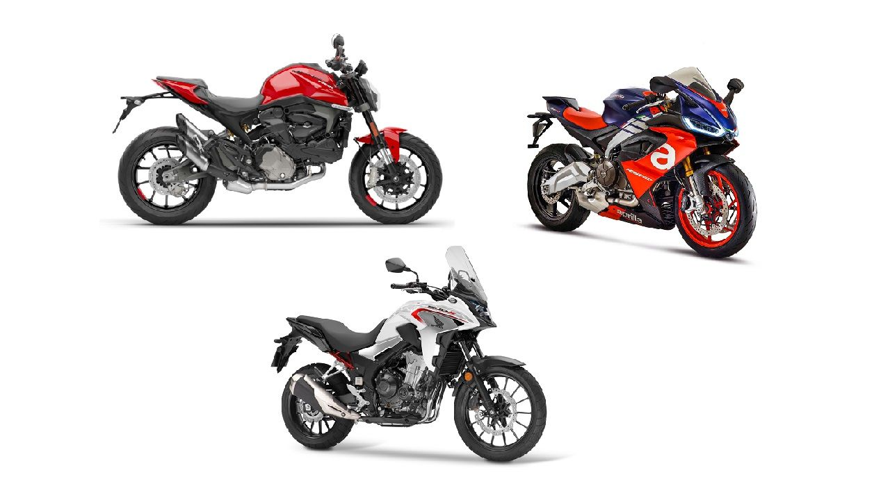 Upcoming Bikes 2021 Middleweights