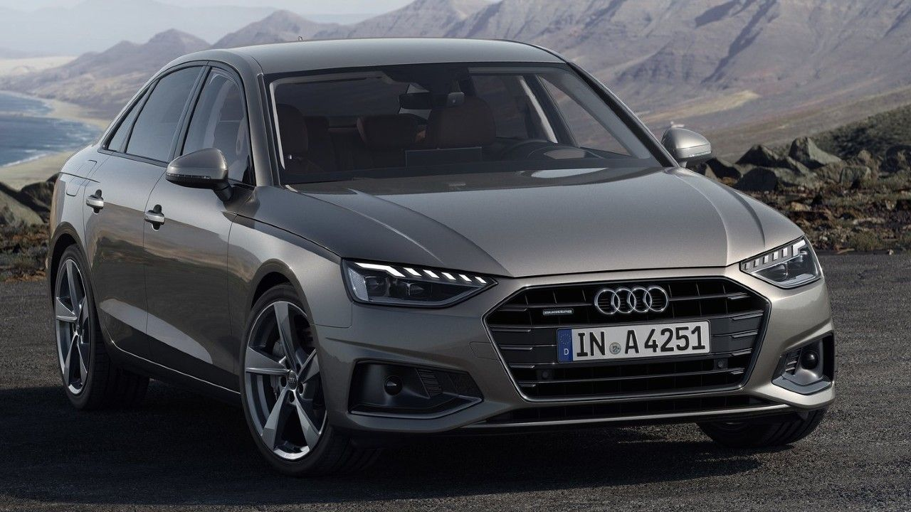 Audi A4 Face Lift Bookings Commence