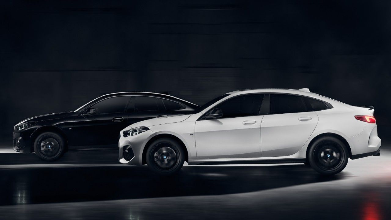 Bmw 2 Series Gran Coupe Black Shadow Edition Launched Autox