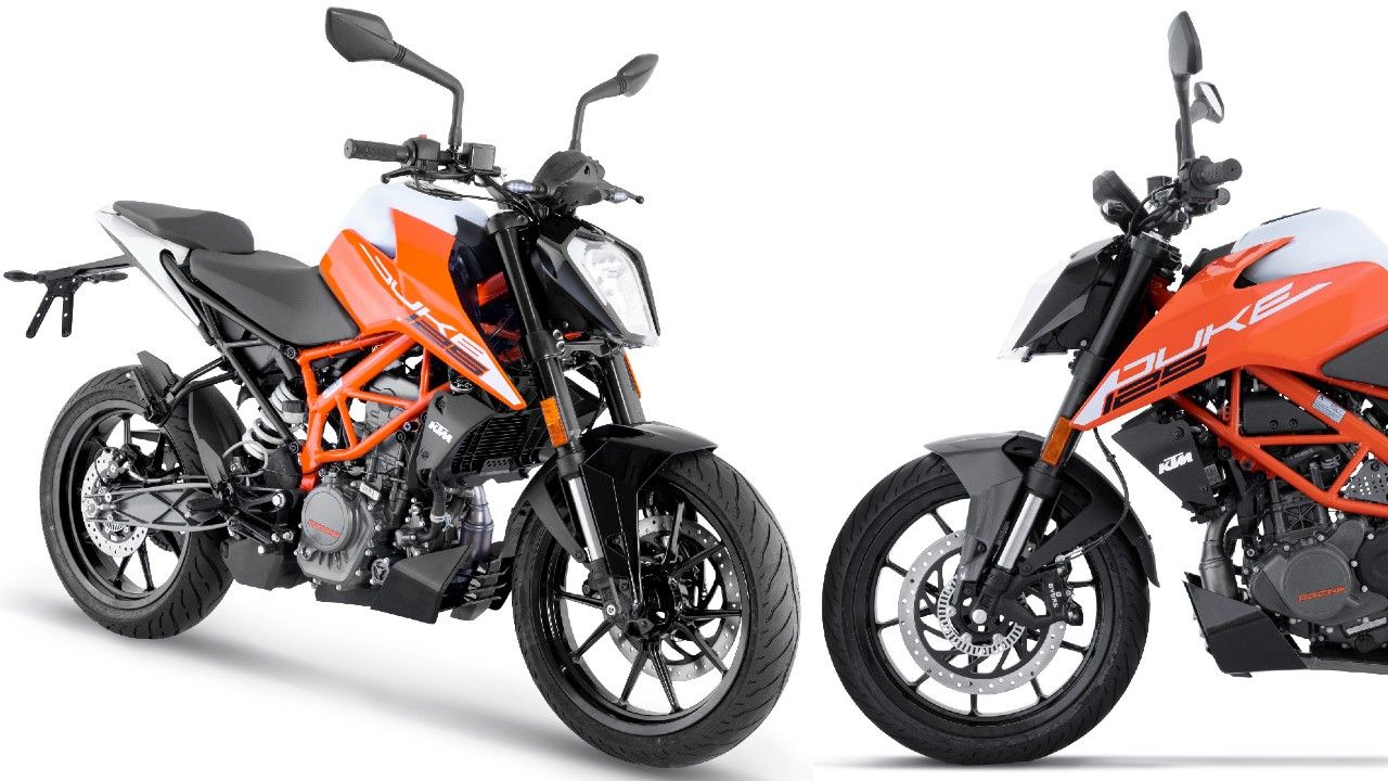 My 2021 Ktm 125 Duke Updated Launched