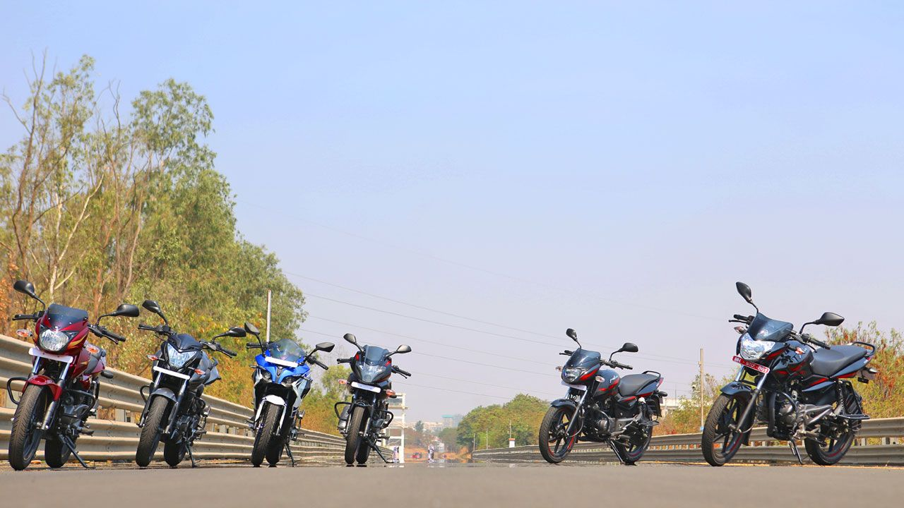 New Motorcycle Sales