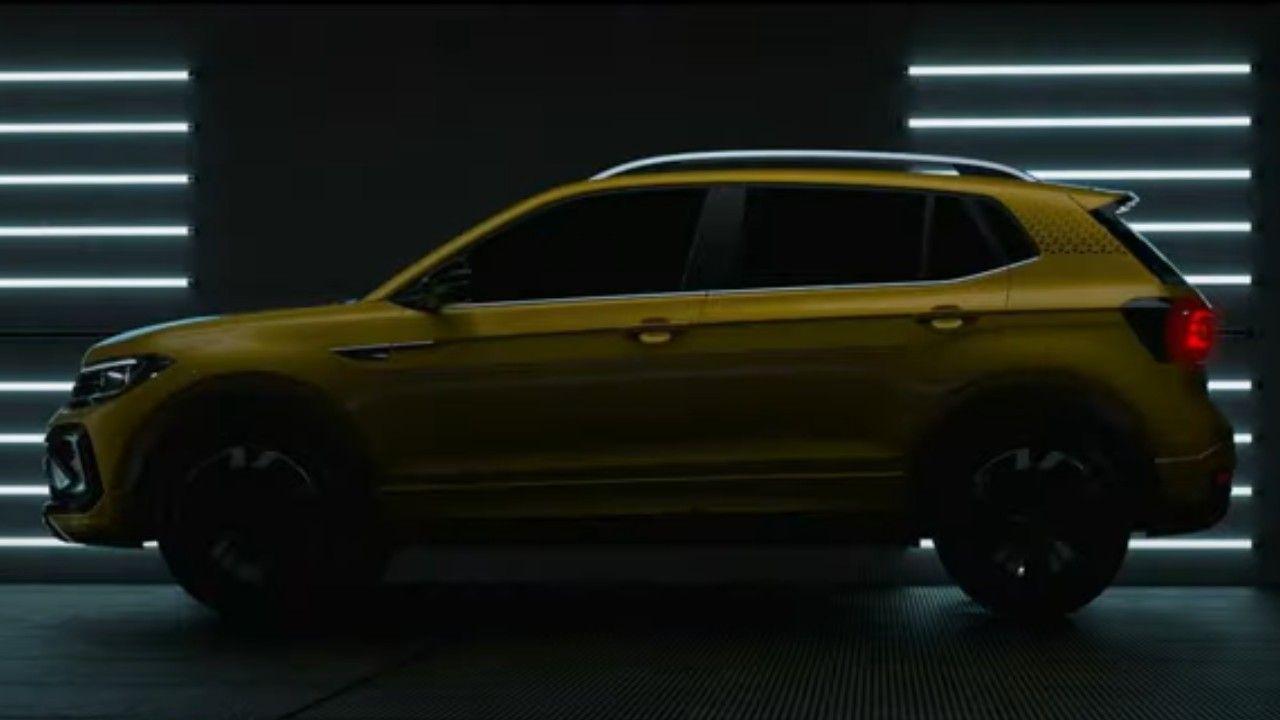 Volkswagen Taigun Teaser Video Released