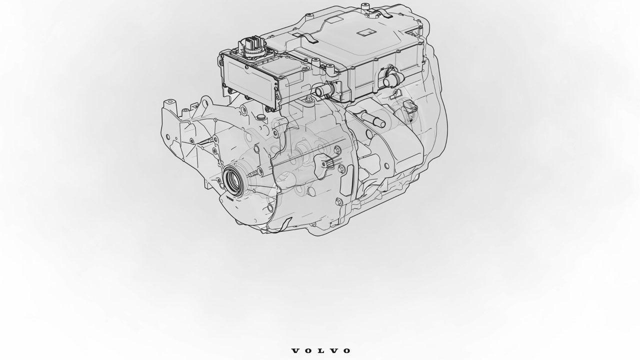 Volvo Ev Motor