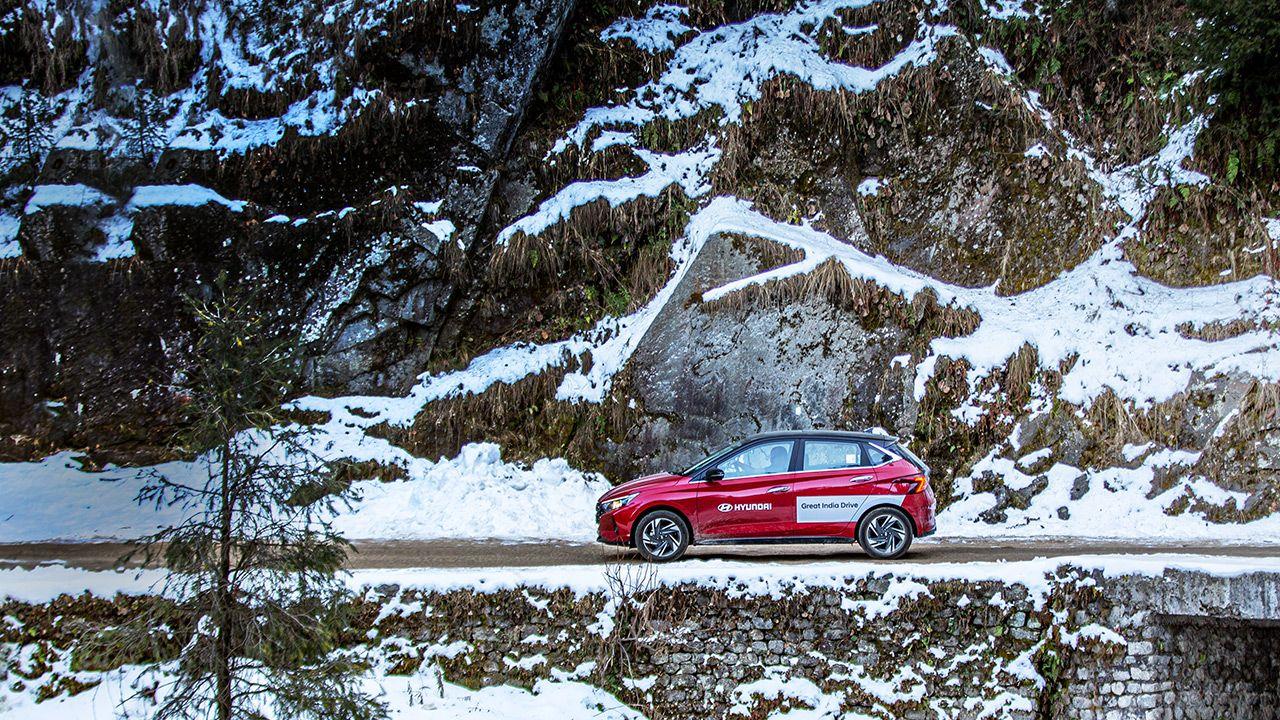 2020 Hyundai i20 in Mountains1
