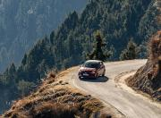 2020 Hyundai i20 on a mountain road