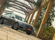 2021 Audi A4 front design1