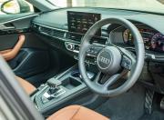 2021 Audi A4 interior1